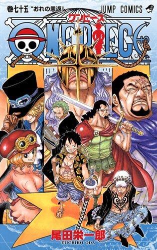 Fãs votam na série Manga que querem ver terminar - One Piece