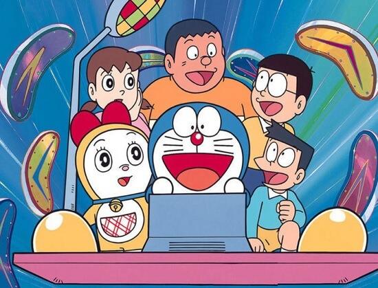 Time Machine_Doraemon