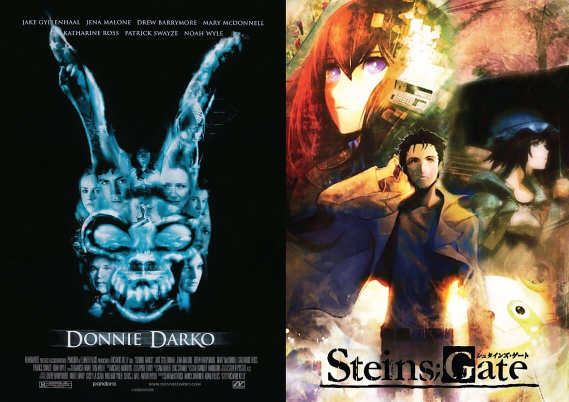 Donnie-Darko-Steins-Gate-Poster