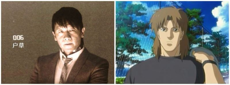 Ghost in the Shell Casting 4