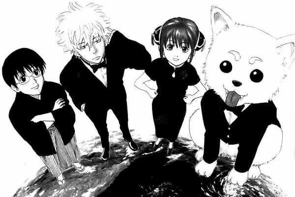 Gintama manga image v3