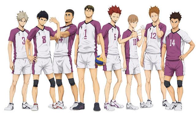 Haikyuu revelou Intérpretes dos Temas da Temporada 3 | Haikyuu Temporada 3 revela Personagens em Vídeo Promo #2