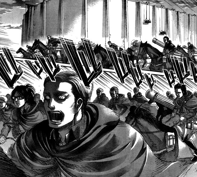 Manga Attack on Titan Volume 18   Análise