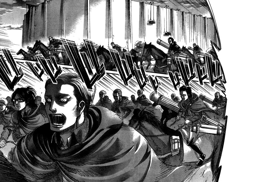 Manga Attack on Titan Volume 18