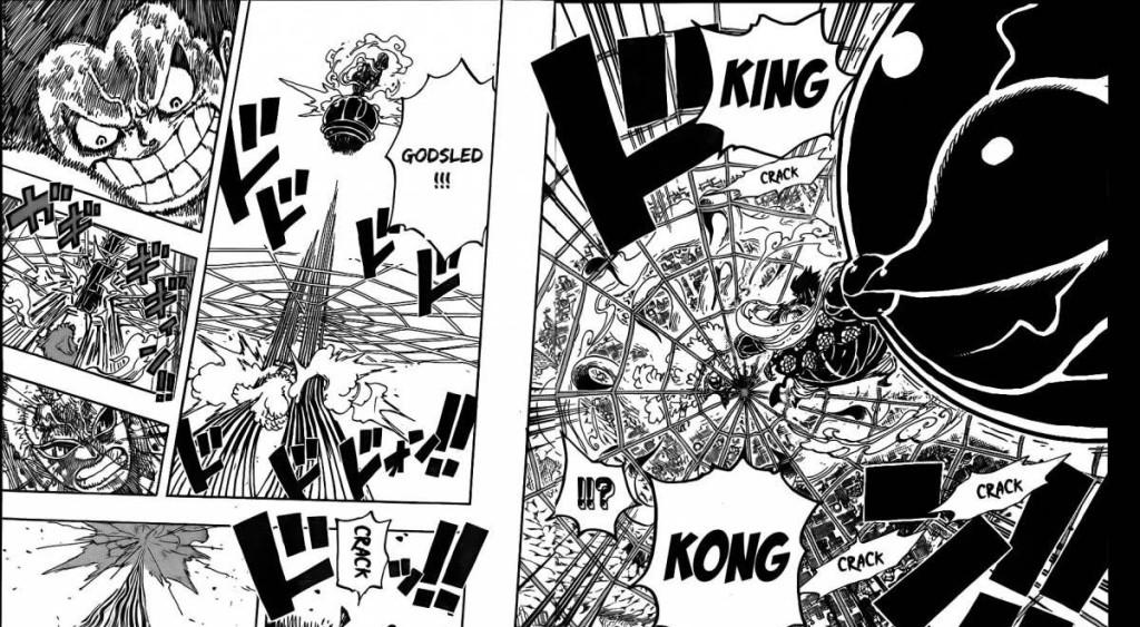 Manga One Piece Volume 79   Doflamingo vs Luffy