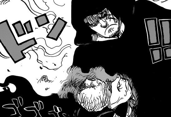 Manga One Piece Volume 79   Monkey D Dragon & Sabo