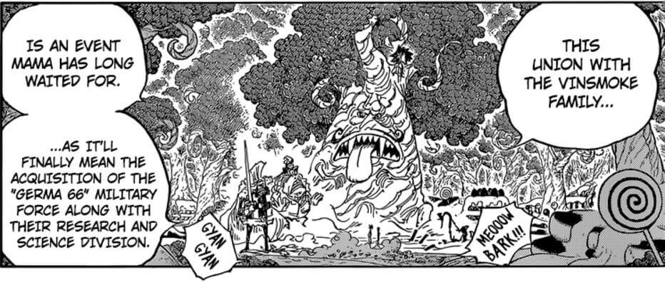 One Piece Capítulo 836