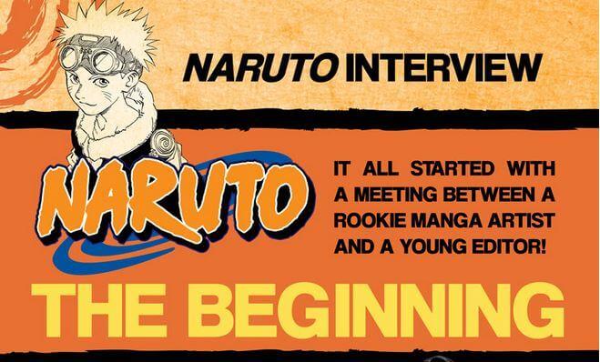 Shonen Jump entrevista Masashi Kishimoto e Kosuke Yahagi