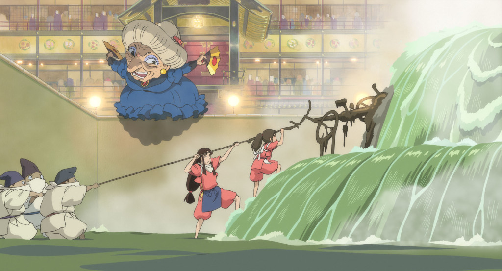 Um facto de Spirited Away que tu Precisas saber