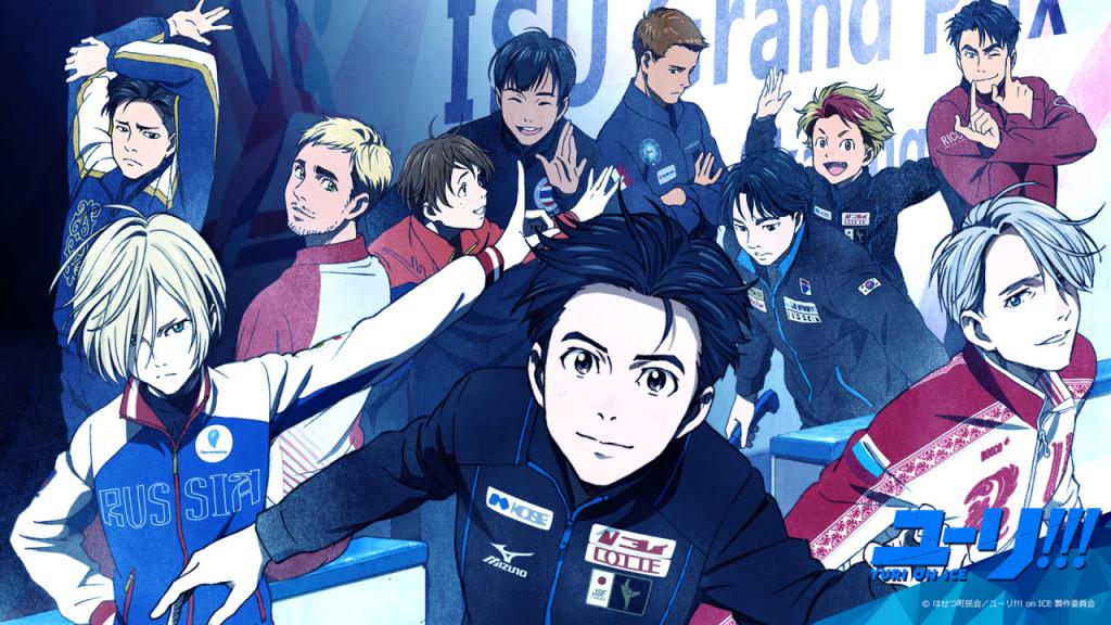 Top 100 animes 2016