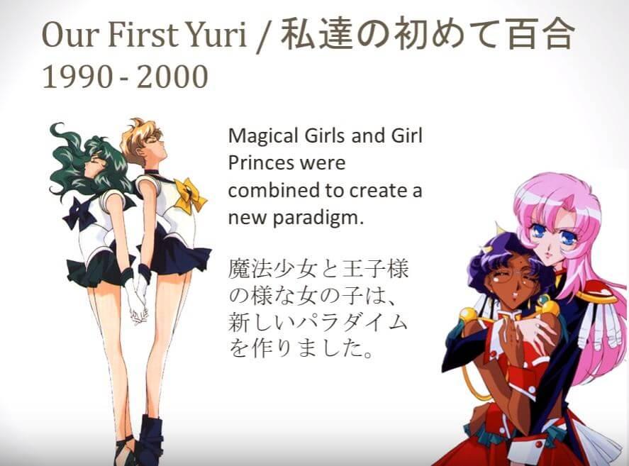 Uma Breve História sobre Yuri | Vídeo Erica Friedman