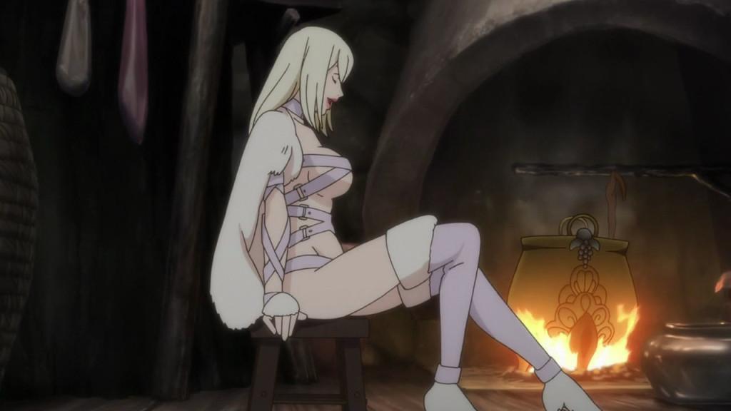 Maria the Virgin Witch - Temporada Animes Inverno 2015