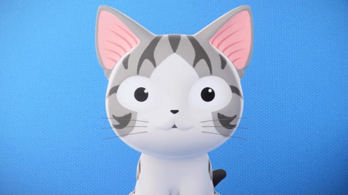 Chi's Sweet Home Anime 3D revela Trailer | Ficha Técnica