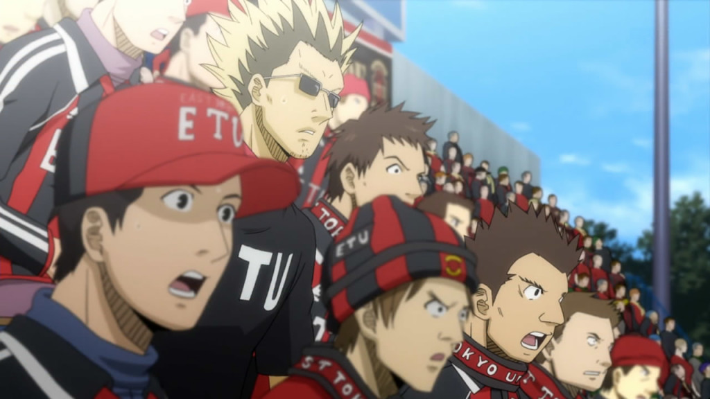 Giant Killing - Anime Futebol