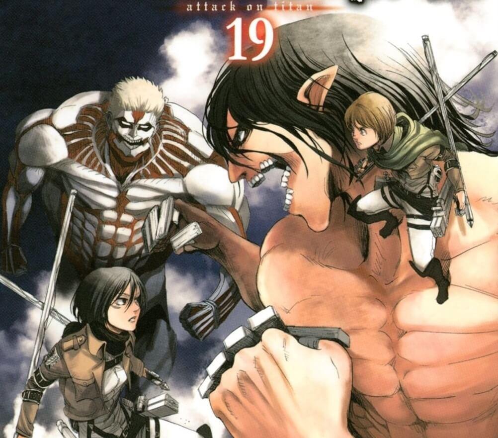 Manga Attack on Titan Volume 19 | Análise - ptAnime