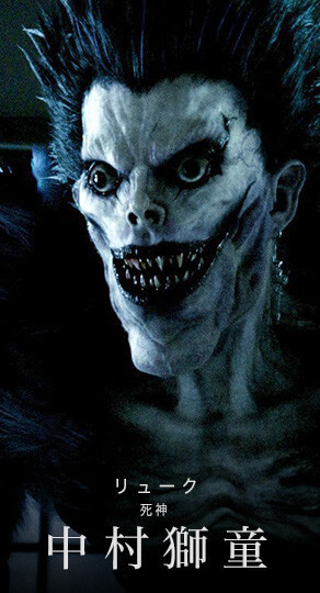 Ryuk death note light up the new world live action 2016