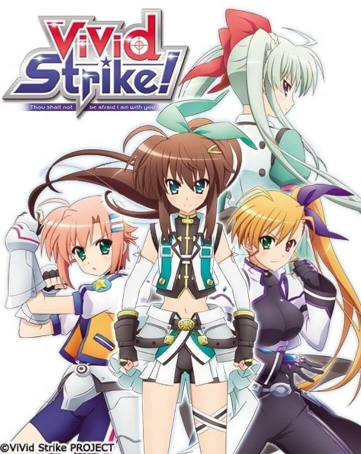 ViVid Strike! - Poster Promocional