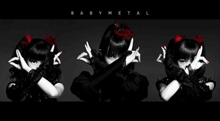 Babymetal em digressão com Guns N Roses