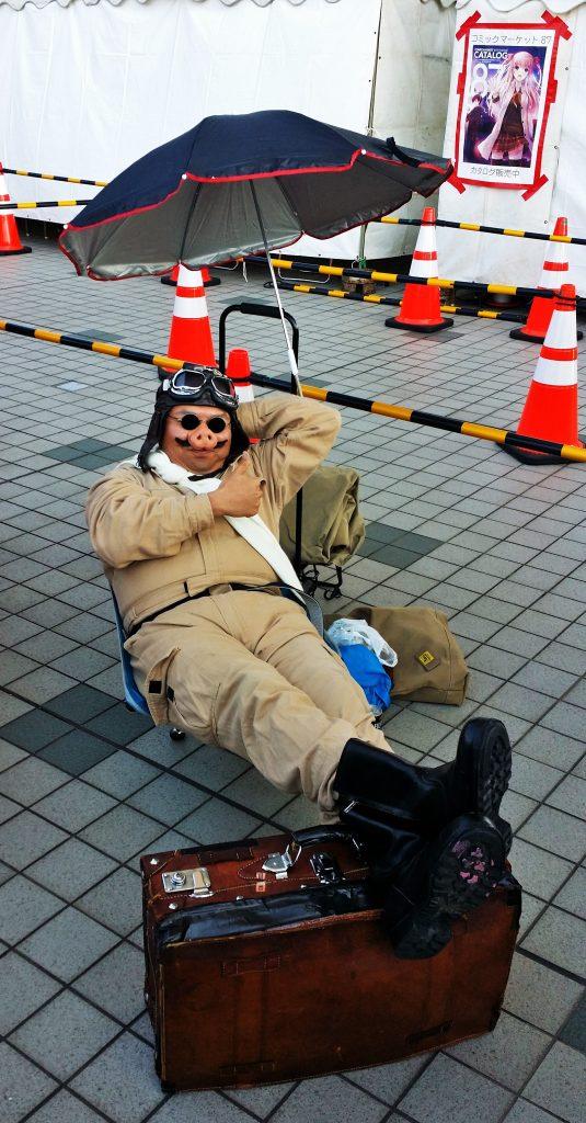 Comic Con Tóquio Proíbe Crossplay Masculino