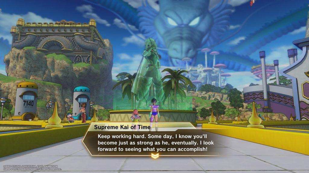 Xenoverse 2 Hero