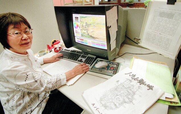 Michiyo Yasuda falece aos 77 anos | Studio Ghibli