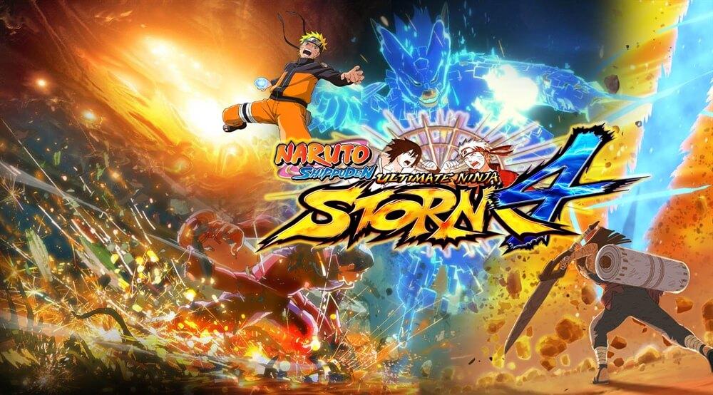 Três novas personagens para Naruto Ultimate Ninja Storm 4