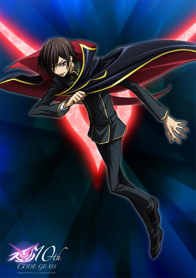 Code Geass Terceira Temporada - Trailer Oficial