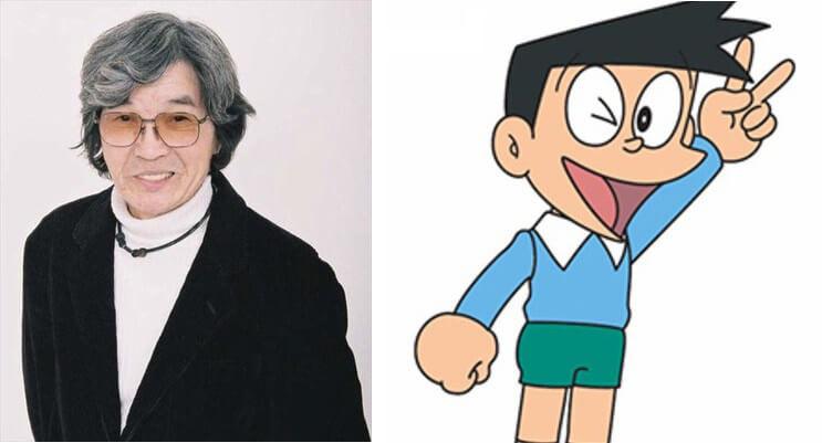 Faleceu Ator de Voz Kaneta Kimotsuki | Doraemon