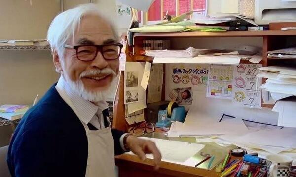 Documentário NHK confirma Novo Projeto de Hayao Miyazaki | Hayao Miyazaki revela Título e Timeframe do Novo Filme