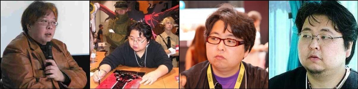 Kouta Hirano - Do Hentai ao Horror a Drifters