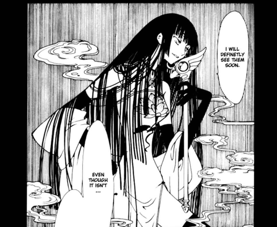 Noites de Manga - xxxHOLiC