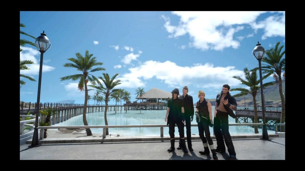 Final Fantasy XV Personagens