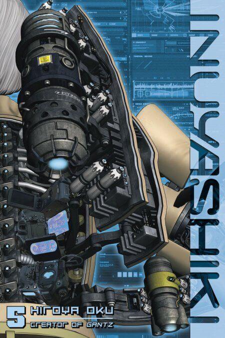 Inuyashiki recebe Série Anime e Filme Live Action | Manga
