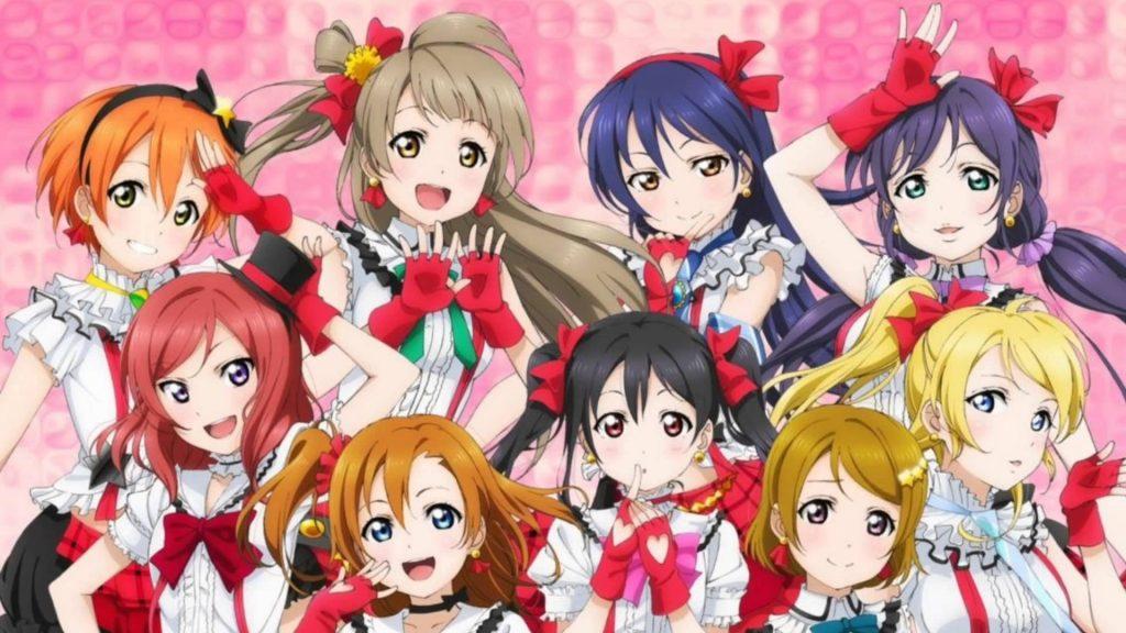 Nove Recomendações Anime para Não Fãs Love Live School Idol Project