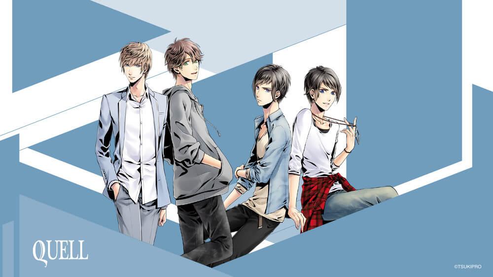Tsukipro The Animation - Novo Anime de ídolos