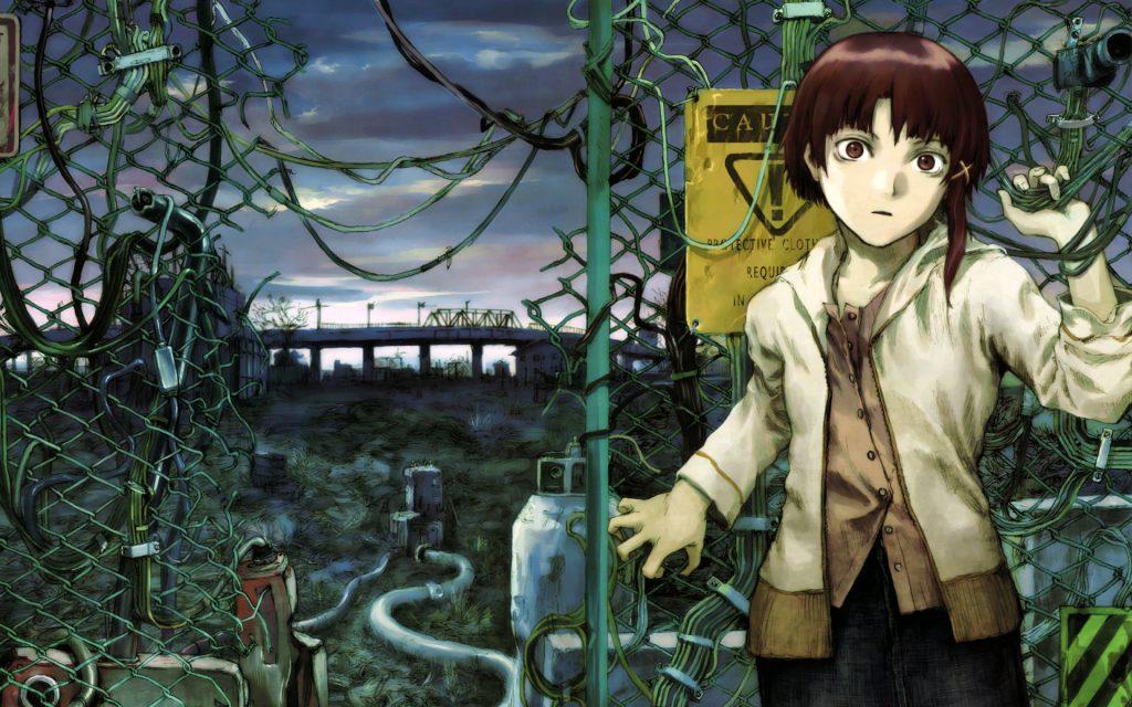Nove Recomendações Anime para Não Fãs Serial Experiments Lain
