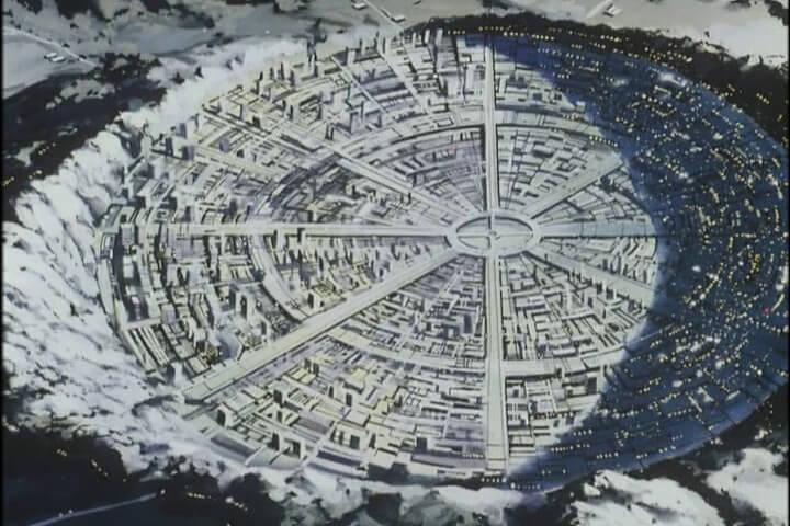 Será possível termos Gundams na Lua?
