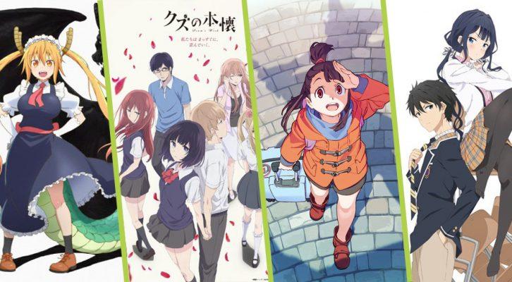 Lista Animes Inverno 2017 | ptAnime