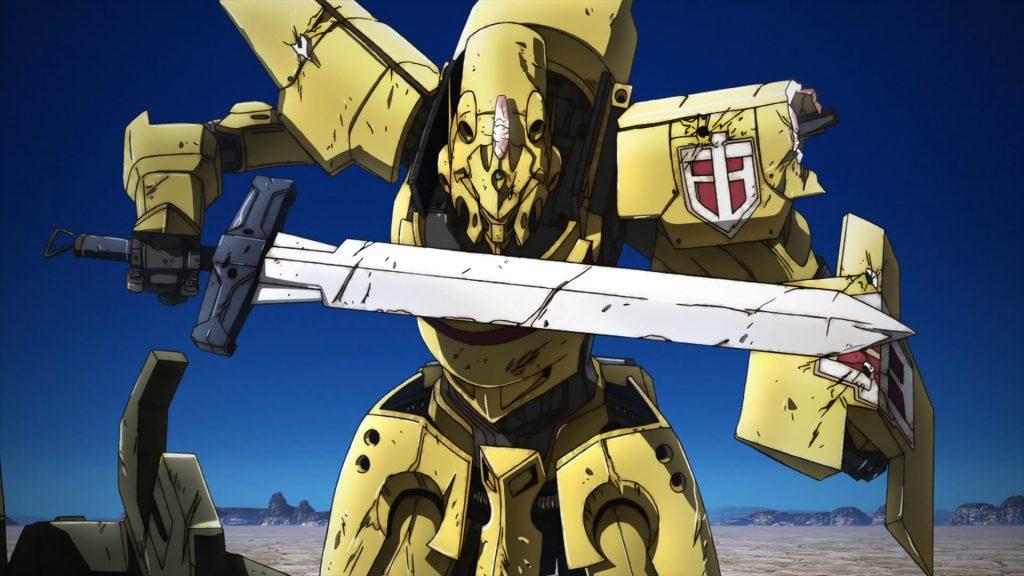 Break Blade - Anime 2014 Análise