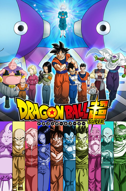 Dragon Ball Super revela uma Super Saiya e mais Deuses | Dragon Ball Super antevê Universe Survival em Novo Vídeo