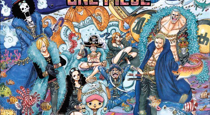 One Piece Capítulo 857 adiado | Shonen Jump