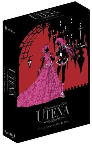Revolutionary Girl Utena com lançamento Blu-ray | 2017