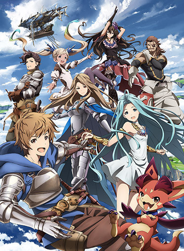 Granblue Fantasy the Animation revelou Segundo Vídeo Promo