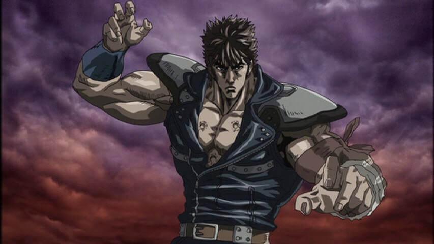 Top 20 Animes Mais Grotescos - Votação Japonesa hokuto no ken