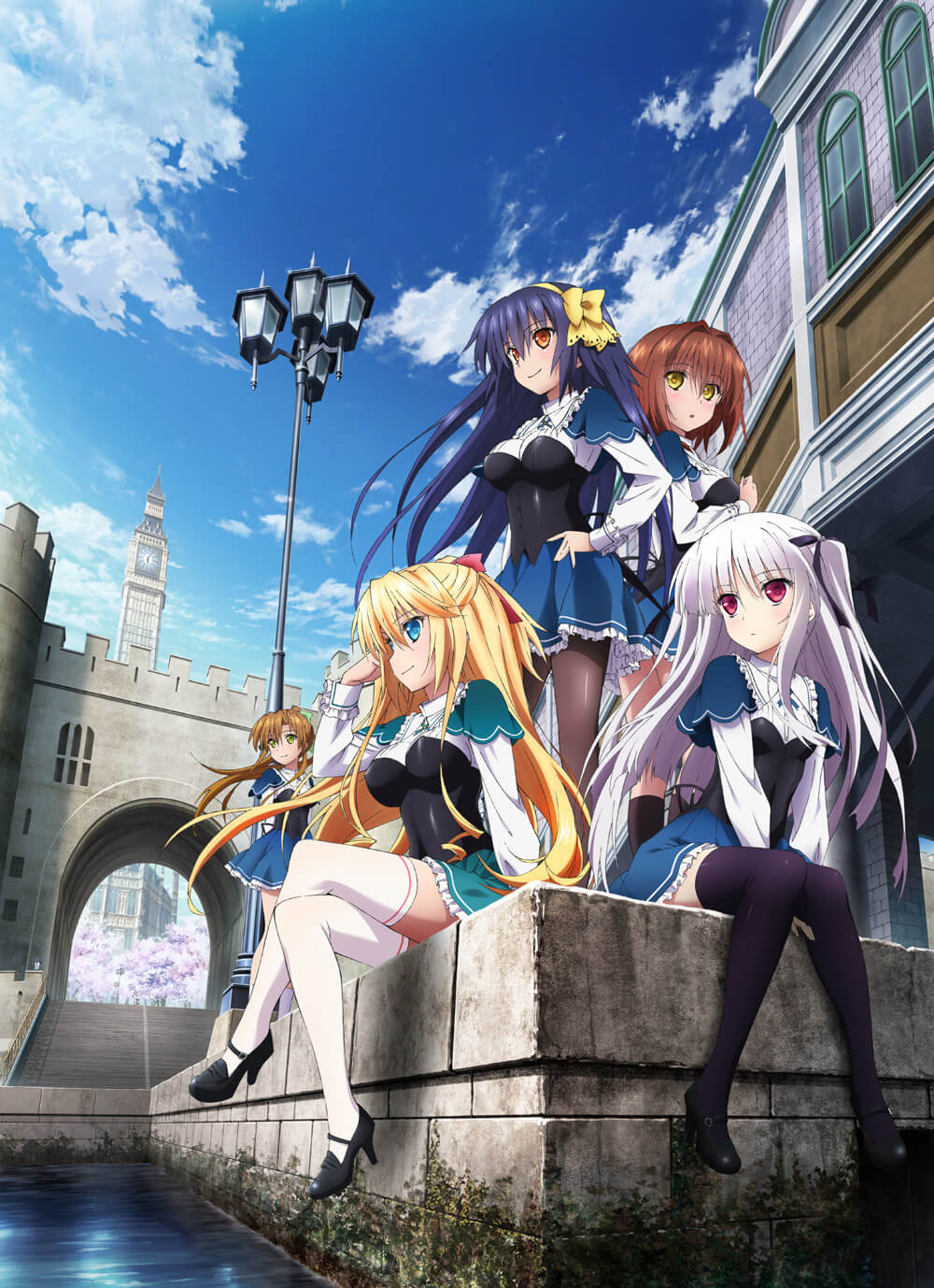 Ficha Técnica Absolute Duo | Inverno 2015
