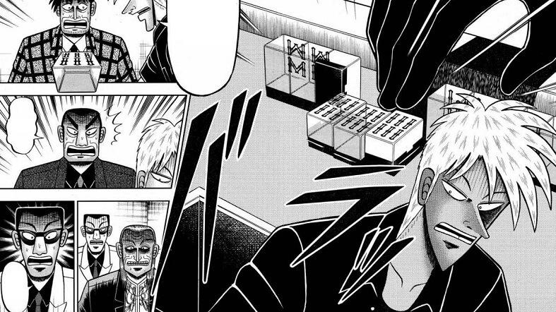 Akagi agenda Final após 27 anos de Serialização | Manga