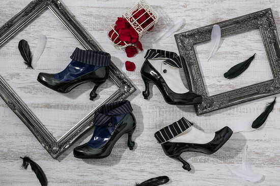 Kuroshitsuji Book of Circus inspira marca de calçado