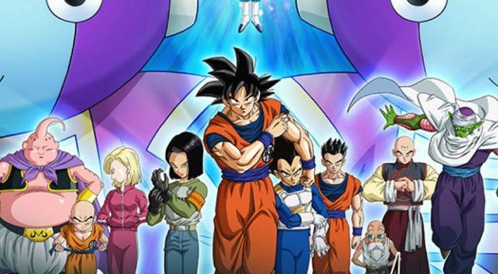 Dragon Ball Super - Imagens dos 12 Deuses da Destruição