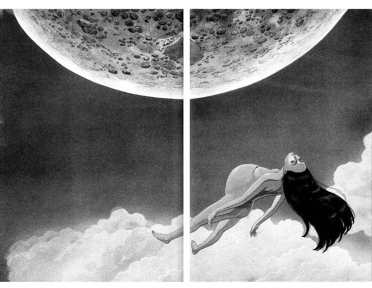 Icaro - Escrito por Moebius e Ilustrado por Jiro Taniguchi
