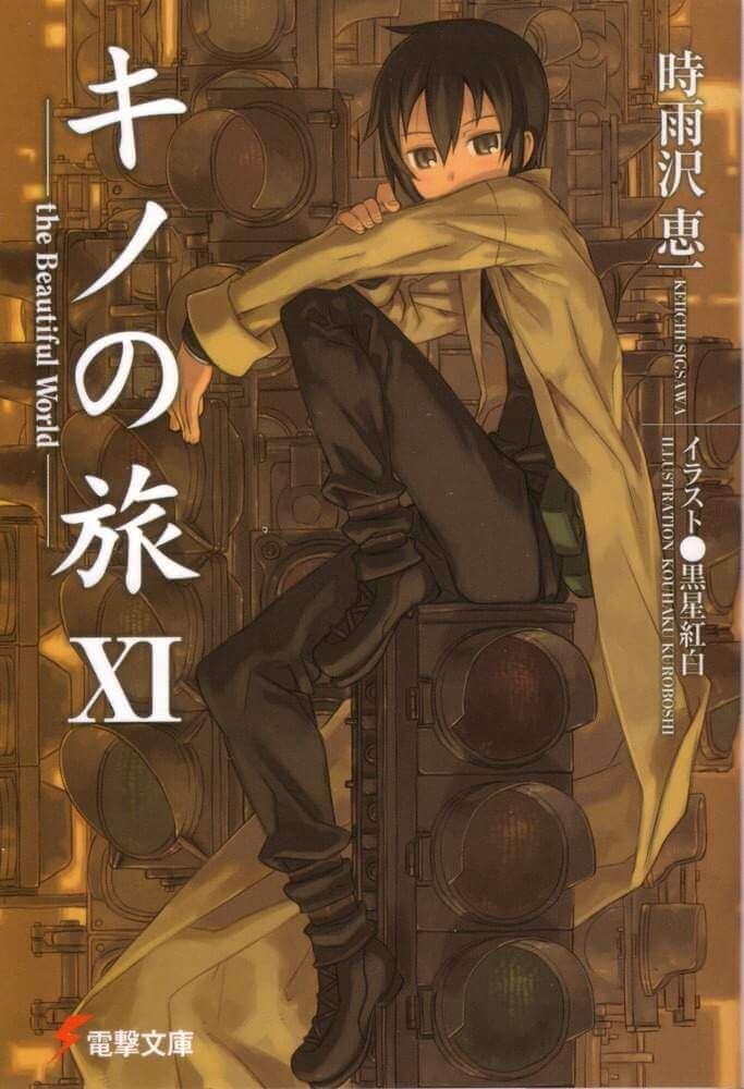 Kino no Tabi anuncia Adaptação para Manga Imagem